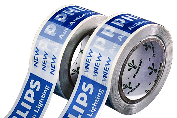 printed packaging tape manufacturer